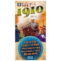 Spil, Ticket To Ride - USA 1909