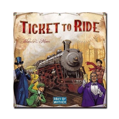 Image of Ticket to Ride USA (0824968717011)