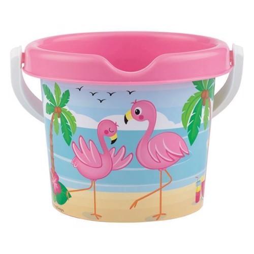 Image of Børnespand flamingo (8000796903013)