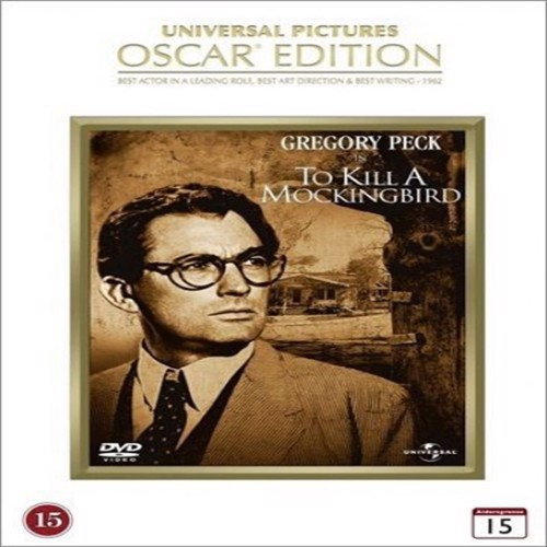 Image of To Kill A Mockingbird(Oscar Rwk11) DVD (5050582821376)