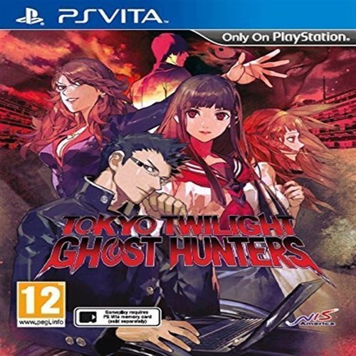 Image of Tokyo Twilight Ghost Hunters - PS3 (0813633014555)