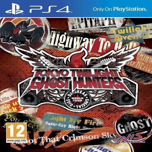 Image of Tokyo Twilight Ghost Hunters Daybreak Special Gigs - PS4 (0813633017990)