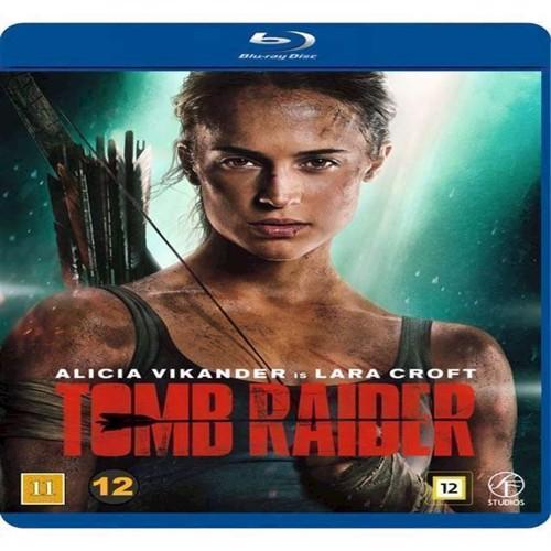 Image of   Tomb Raider Alicia Vikander Blu-ray