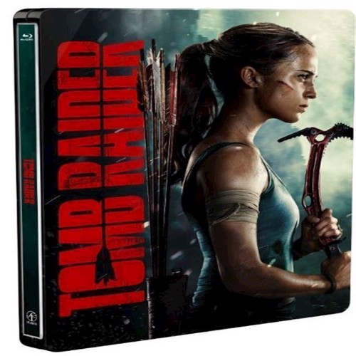 Image of Tomb Raider Alicia Vikander Limited Steelbook Blu-Ray (7333018012820)