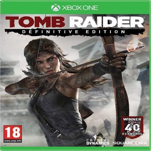 Image of   Tomb Raider Definitive Edition XBOX ONE - XBOX ONE