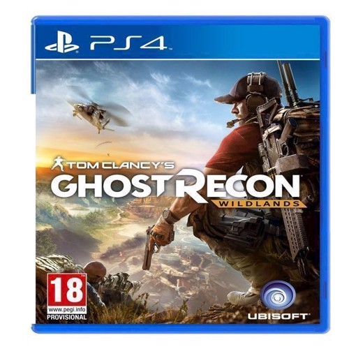Image of Tom Clancys Ghost Recon Wildlands - PS4 (3307215913031)