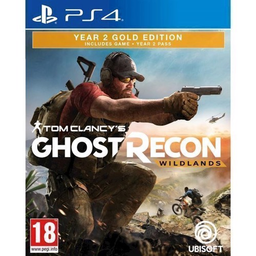 Image of Tom Clancys Ghost Recon Wildlands Year 2 Gold Edition - PS4 (3307216084839)