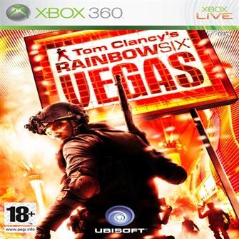 Image of Tom clancys rainbow six vegas PSP (3307211650503)