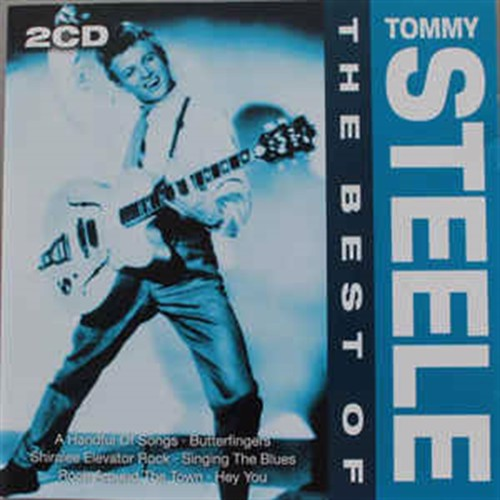Image of Tommy Steele - best of 2 CD (5055271820036)