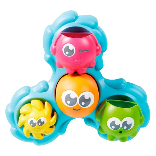 Image of Tomy Spin Splash Octopus (5011666728202)