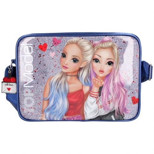 Image of Top Model - Shoulder Bag - Love Letters (410935) (4010070436377)