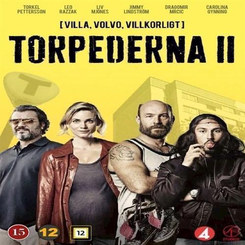 Image of Torpederna Sæson 2 Dvd (7333018011472)