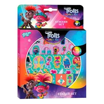 Image of Totum Trolls - Sticker Set (8714274770201)