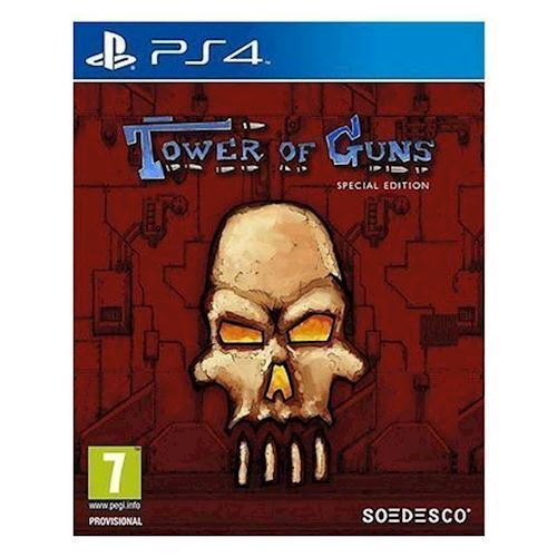 Image of Tower of Guns Special Edition - PS4 (8718591181573)