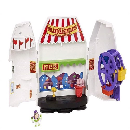 Image of Toys Story 4 Mini Buzz Lightyear (0887961738452)