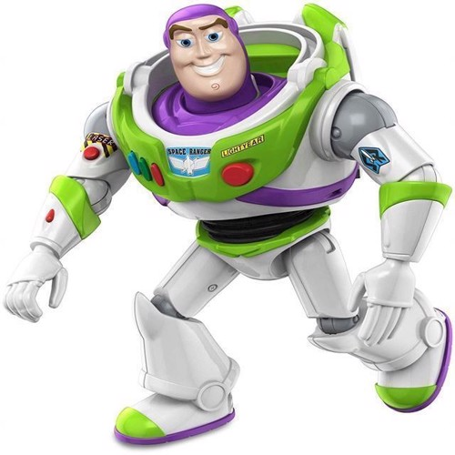 Image of Toy Story 4 Basis figur Buzz Lightyear (0887961750355)