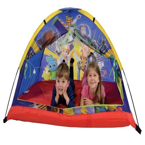 Image of Toy Story 4 Drømme Børnetelt med luftmadras og lys (5017915097105)