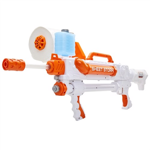 Image of Toilet Papir Skyder / Blaster sheetstorm