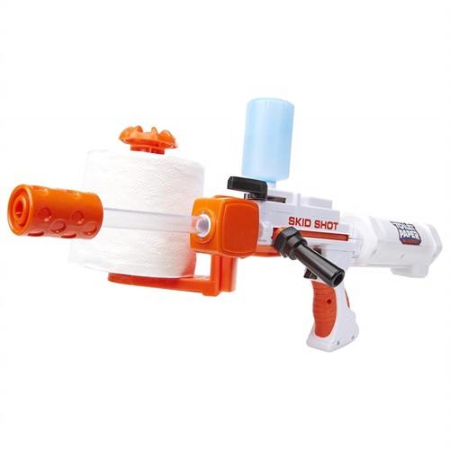 Image of Toilet Papir Skyder / blaster, skidshot