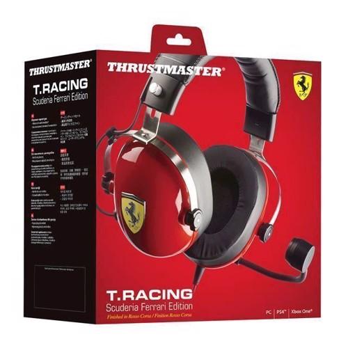 T Racing Scu Ferrari Headset