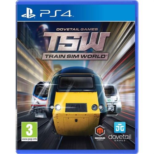Image of Train Sim world, PC (5060206690790)