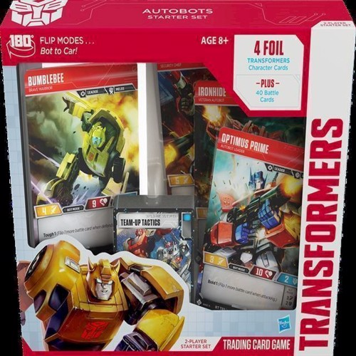 Image of Transformers - Autobots Start sæt (0630509749720)