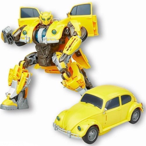 Image of Transformers - Bumblebee - Core Feature Hero 27cm (5010993504510)