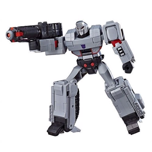 Image of Transformers - Cyberverse Ultimate Megatron 30cm (5010993517589)