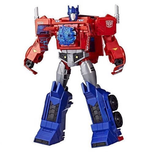 Image of Transformers - Cyberverse Ultimate Optimus Prime 30cm (5010993517619)