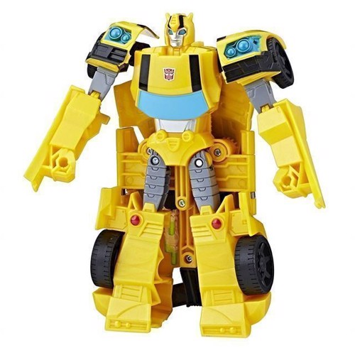 Image of Transformers - Cyberverse Ultra - Bumblebee 19cm (5010993515202)