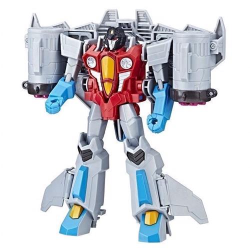 Image of Transformers - Cyberverse Ultra - Starscream 19cm (5010993515165)