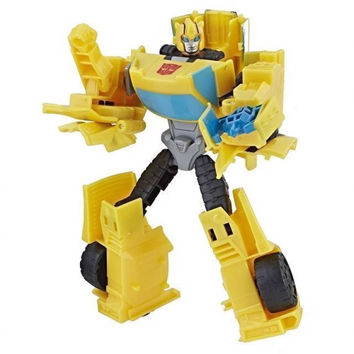 Image of Transformers - Cyberverse Warrior - Bumblebee 16cm (5010993507184)