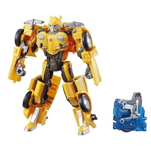 Image of Transformers - Energon Igniters - Bumblebee 18cm (5010993504855)