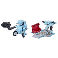 Transformers - Movie - Generations Delux - Autobot Sqweeks (C2403)