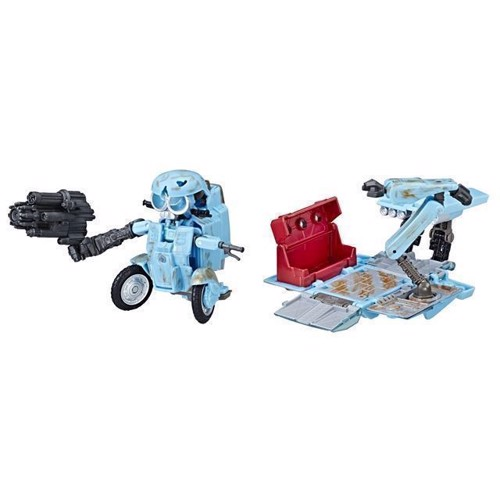 Image of Transformers - Movie - Generations Delux - Autobot Sqweeks (C2403) (5010993388950)