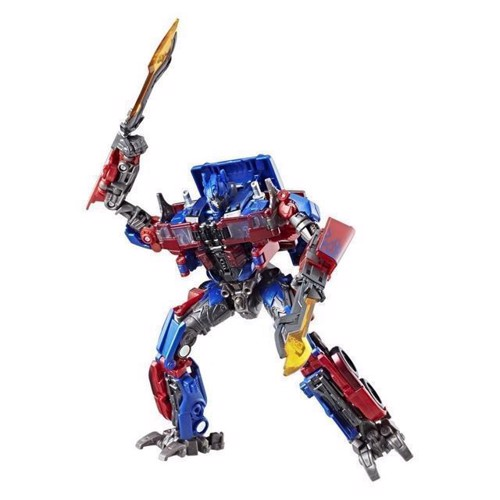 Image of Transformers - Studio Series Voyager - Optimus Prime 20cm (5010993465453)