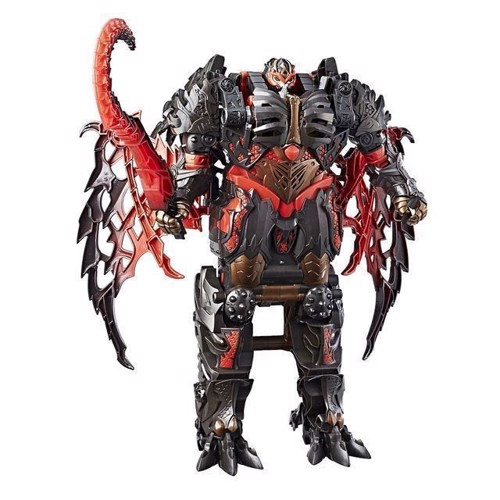 Image of Transformers - The Last Knight Dragon Storm 27cm (0630509570232)
