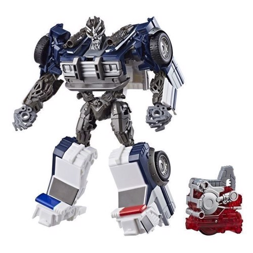 Image of Transformers - Transformers - Energon Igniters - Barricade 18cm (5010993463978)