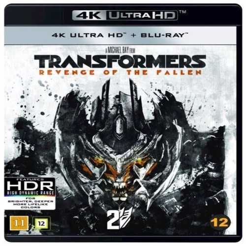 Image of Transformers 2 Revenge Of The Fallen (7340112740894)