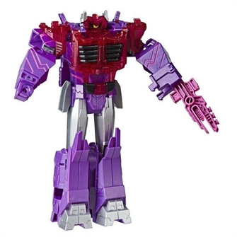 Image of Transformers - Cyberverse Ultimate - Shockwave (E7113) (5010993635528)