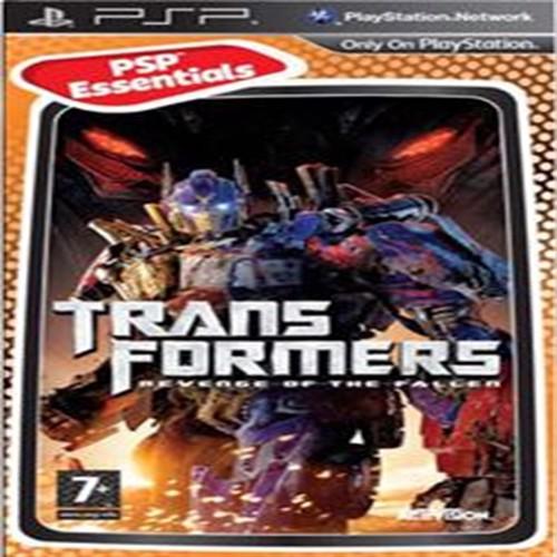 Image of transformers revenge of the fallen essentials PSP (5030917088964)