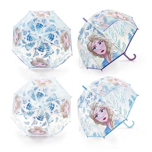 Image of Transparent Umbrella Frozen 2 (8430957133254)