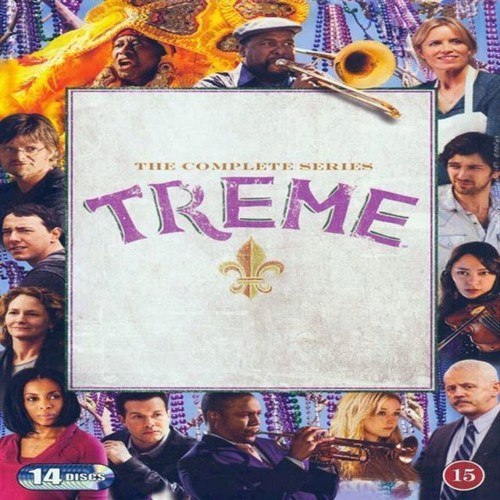 Image of Treme The Complete Series DVD (5051895383285)