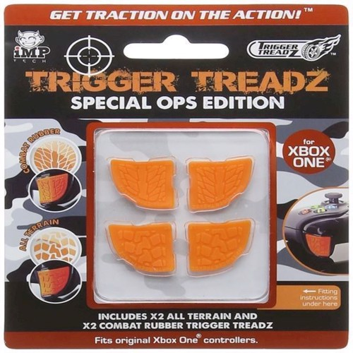 Image of Trigger Treadz Special Ops 4Pack Xbox One - Xbox One (5060176364837)