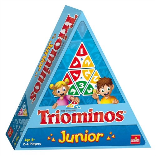 Image of Triominos junior (8711808606814)