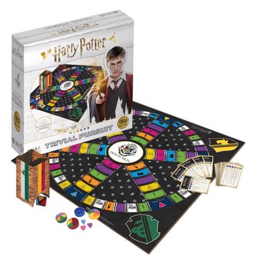 Image of Trivial Pursuit, Harry Potter, Engelsk (5036905033343)