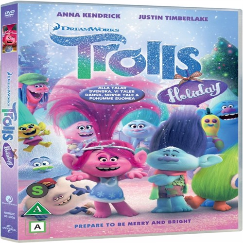 Image of Trolls - Holiday Special - DVD (5053083133382)