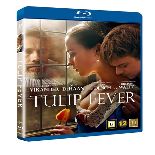 Image of Tulip Fever, Blu-ray (5706169000169)