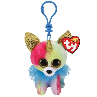 Image of Ty Beanie Boo;s Clip Yips Chihuahua, 7cm (0008421352371)