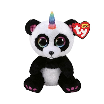 Image of Ty Beanie Boo;s Paris Panda, 15cm (0008421363070)